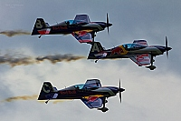 The Flying Bulls Aerobatics Team – XtremeAir  XA42 OK-FBC
