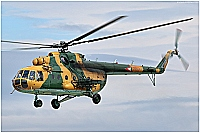 Hungary - Air Force – Mil Mi-17 Hip 702