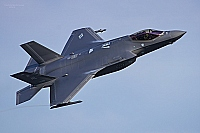 USA - Air Force – Lockheed Martin F-35A Lightning II 15-5166 / HL