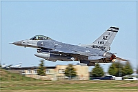 USA - Air Force – General Dynamics F-16C Fighting Falcon 86-0214