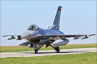 USA - Air Force – General Dynamics F-16C Fighting Falcon 86-0292