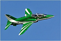 Royal Saudi - Air Force – British Aerospace Hawk 65A  8821