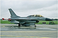 Denmark - Air Force – SABCA F-16BM Fighting Falcon ET-206