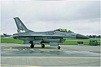 Denmark - Air Force – SABCA F-16AM Fighting Falcon E-199